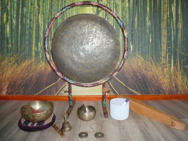 wellness gong