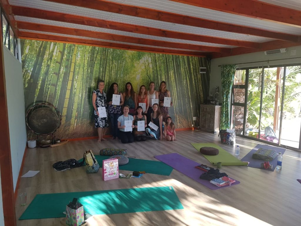 AfroBuddha School of Yoga and Meditation Teacher Training